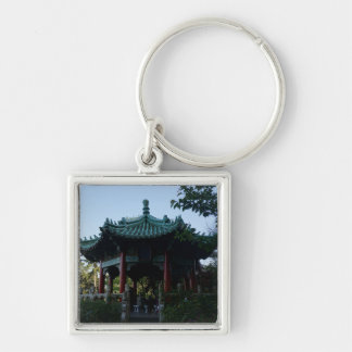 San Francisco Chinese Pavilion #2 Premium Keychain
