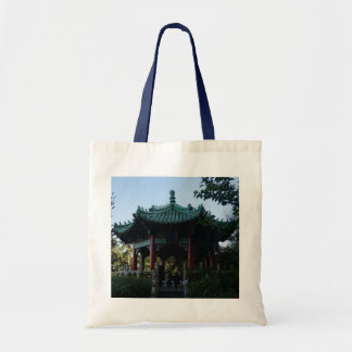 San Francisco Chinese Pavilion #2 Tote Bag