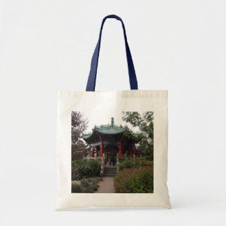 San Francisco Chinese Pavilion Tote Bag