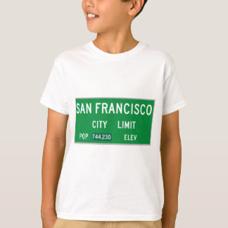San Francisco City Limits T-Shirt