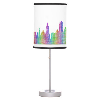 San Francisco city skyline Table Lamp