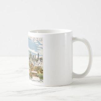 San Francisco Classic White Coffee Mug