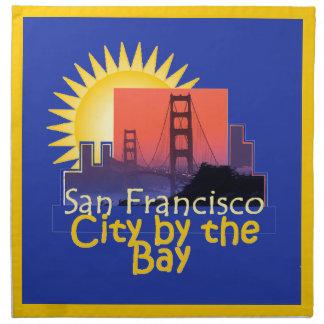 SAN FRANCISCO CLOTH NAPKINS