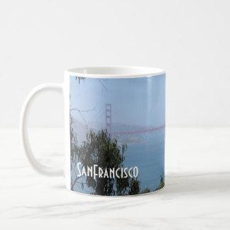 San Francisco Collection - Golden Gate Bridge Coffee Mug