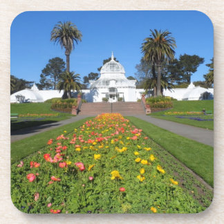 San Francisco Conservatory of Flowers Coasters