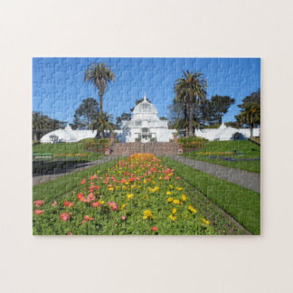 San Francisco Conservatory of Flowers Puzzle