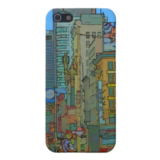 San Francisco Crossing iPhone 5/5S Cases