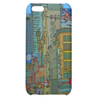 San Francisco Crossing iPhone 5C Cases