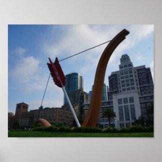 San Francisco Cupid's Span #5 Poster