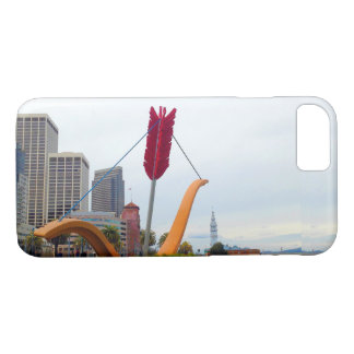 San Francisco Cupid's Span #6 iPhone 8/7 Case