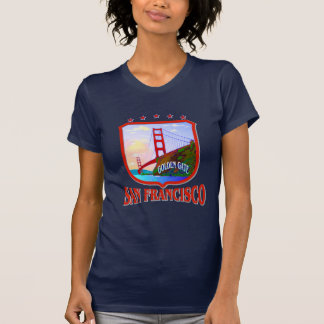 San Francisco Dark Tee Shirts