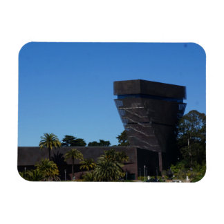 San Francisco de Young Museum Photo Magnet