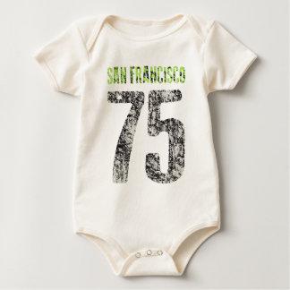 san francisco design baby bodysuit