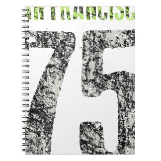san francisco design notebook