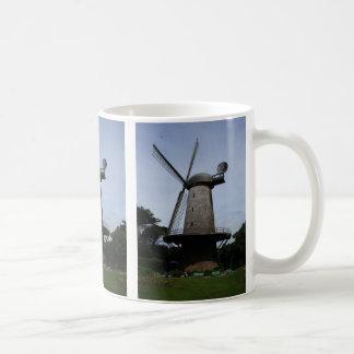 San Francisco Dutch Windmill Mug