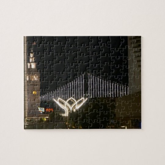 San Francisco Embarcadero #6 Jigsaw Puzzle