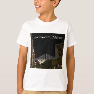 San Francisco Embarcadero #6 Kids T-shirt