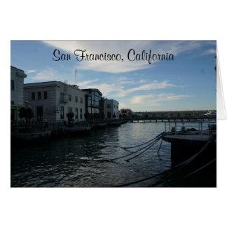 San Francisco Embarcadero #7-2 Card
