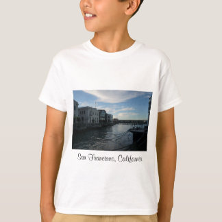 San Francisco Embarcadero #7 Kids T-shirt