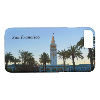 San Francisco Ferry Building #11 iPhone 8/7 Case