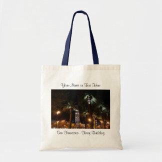 San Francisco Ferry Building #14 Tote Bag