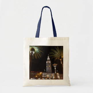 San Francisco Ferry Building #15-1 Tote Bag
