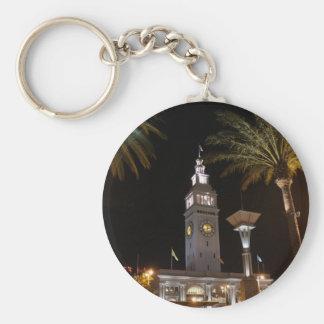 San Francisco Ferry Building #15 Keychain