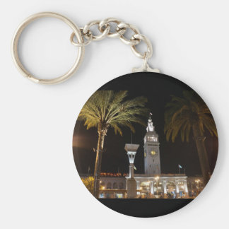 San Francisco Ferry Building #16-1 Keychain