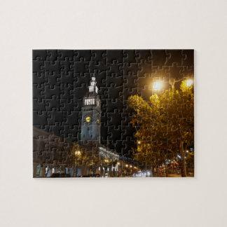 San Francisco Ferry Building #17 Jigsaw Puzzle