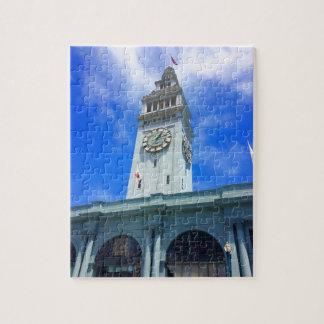 San Francisco Ferry Building #18 Jigsaw Puzzle