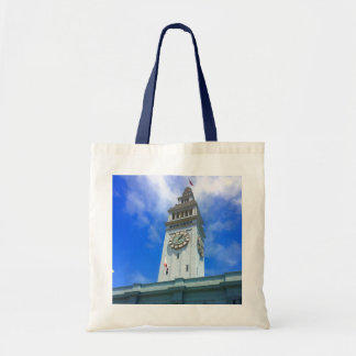 San Francisco Ferry Building #18 Tote Bag