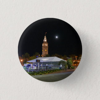 San Francisco Ferry Building #19 Pinback Button