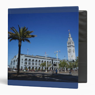 San Francisco Ferry Building #2 Binder
