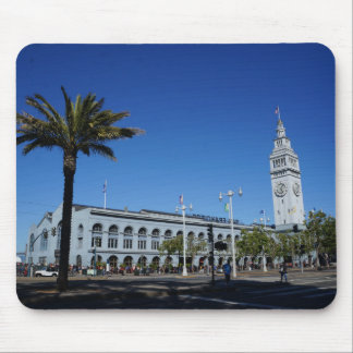 San Francisco Ferry Building #2 Mousepad