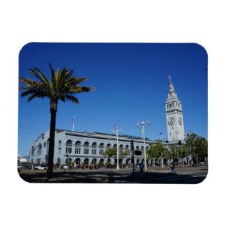 San Francisco Ferry Building #2 Photo Magnet
