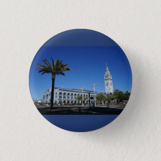 San Francisco Ferry Building #2 Pinback Button
