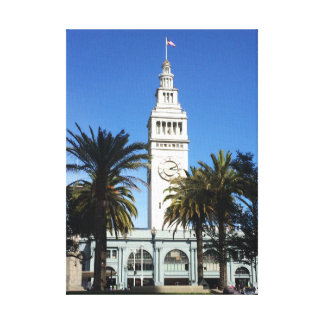 San Francisco Ferry building #3 Canvas
