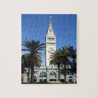 San Francisco Ferry Building #3 Jigsaw Puzzle