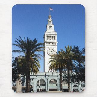 San Francisco Ferry Building #3 Mousepad