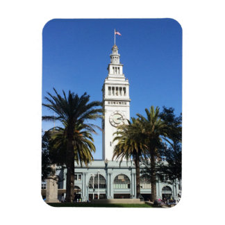 San Francisco Ferry building #3 Photo Magnet