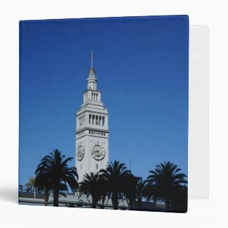 San Francisco Ferry Building #4 Binder