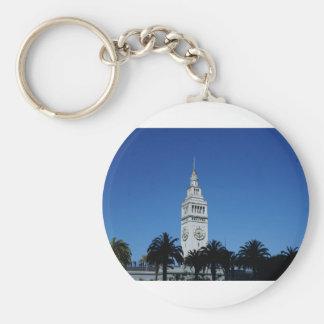 San Francisco Ferry Building #4 Keychain