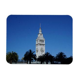 San Francisco Ferry Building #4 Photo Magnet