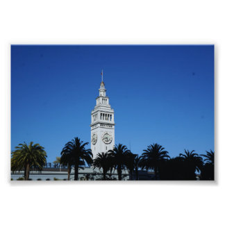 San Francisco Ferry Building #4 Photo Print