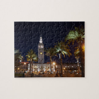 San Francisco Ferry Building #6 Jigsaw Puzzle