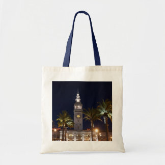 San Francisco Ferry Building #6 Tote Bag