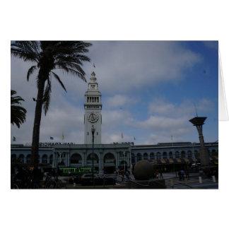 San Francisco Ferry Building #9 Card