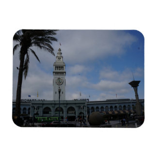 San Francisco Ferry Building #9 Magnet