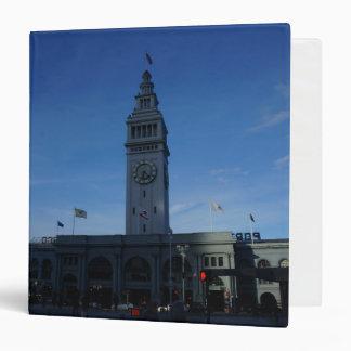 San Francisco Ferry Building Binder