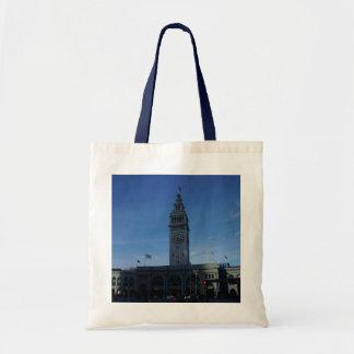 San Francisco Ferry Building Tote Bag